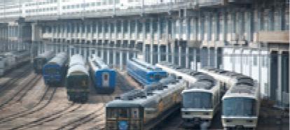 列車無線・JR関連の工事