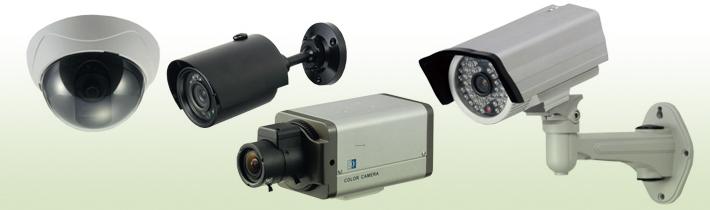 セキュリティ機器・防犯カメラ